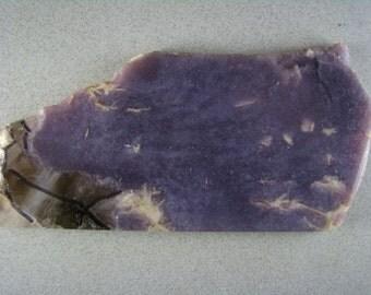 Lavender Lepidolite Slab RS0321