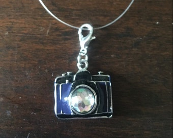 Camera Charm | Bracelet | wire thread