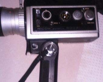 Vintage Camera super 8 RICOH 800 Z