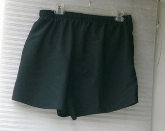heads mens swinning trunks size large made in usa