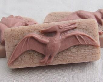 Pterodactyl Dinosaur Soap
