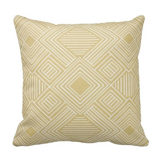 Yellow Decorative Pillows For Sofa : yellow decorative pillows couch pillows yellow throw pillow