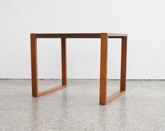 Mid Century Modern Minimalist Side Table