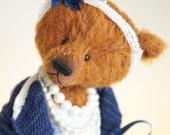 OOAK Handmade Teddybear BereguodBears Bianca