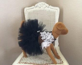Coup de Foudre Dog Dress