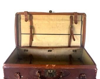 Vintage suitcase/luggage