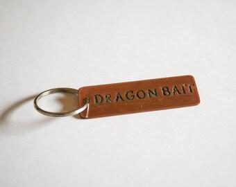 Copper Key Chain -  Dragonbait