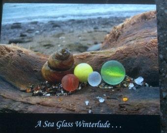 Sea Glass Photo Book-Winterlude