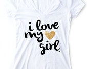 Mom Shirt, Love my Girl, Valentines Days Mom Shirt I love my Girls, Pregnancy Announcement Shirt I Love my Kids