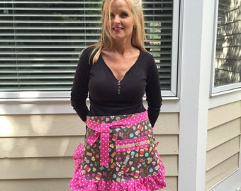 Sew Sweet, Diner Style Apron