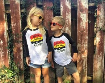 All Are Precious T-shirt, raglan, baseball, kids, toddler, religious, christian, shirt, red, yellow, black, white