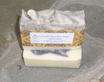 Handcrafted Vegan Soap - Lavender