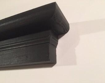 Chalk Ledge add on for mail organizer chalkboard