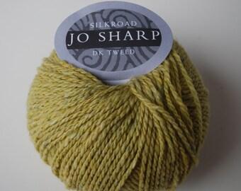1 skein Jo Sharp Silkroad DK Tweed ambrosia