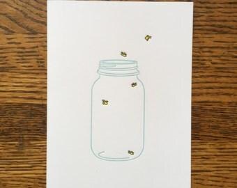 Firefly card