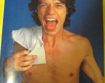 "1984 Hardback Book ""ROCK STARS"" by Timothy White"