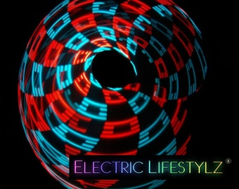 Kinetic LED Hoop - Limited - Free Shipping