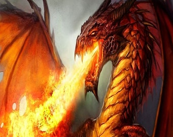 Dragon's Breath Fragrance Oil Candle/Soap Making Supplies Strong / Uncut *** FREE SHIPPING***