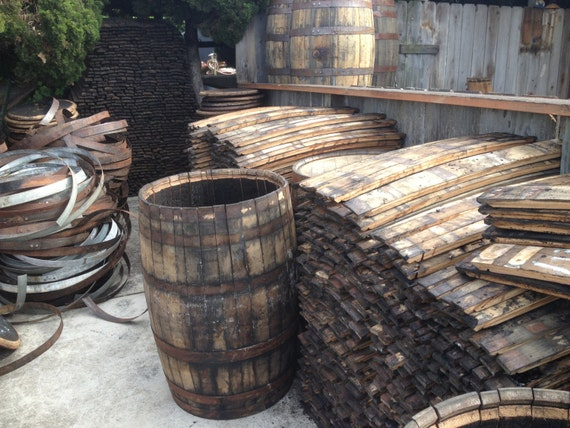 how to cut barrel staves straight