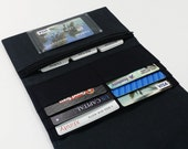 Cash Envelope Wallet with Dividers n Card Slots, Phone Wallet -PICK THE COLOR- can be used with the Dave Ramsey System