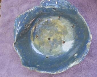 planter bowl with holes 6 x6 free shipp