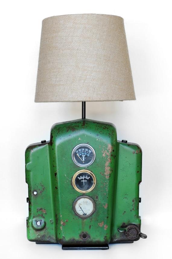Jd Green Lamp Shades : John deere dash lamp