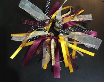 Ribbion hair bow