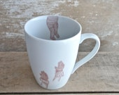 MISTAKE Mug, GRAB Bag, Labyrinth, DISCOUNTED Second, You Remind Me of the Babe, Jareth Tossing Toby, 14 oz, Goblins Coffee Cup, Tea