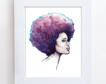 Original Painting - Fro Love!