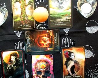 JACK-O'-LANTERN Halloween Oracle Reading - Seasonal Divination