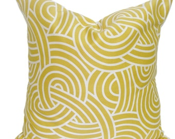 HGTV Featured Pillows, Gold Pillow Cover, Decorative Pillow, Gold Throw Pillow, Pillows, Pillow Covers, All Sizes, Gold Pillow,Euro, Cushion