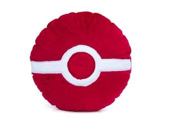 Pokemon Go Inspired Team Valor Geeky Decorative Pillow