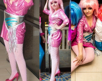 Jem from Jem & the Holograms Cosplay Costume