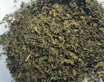Organic Stinging Nettles Tea. Drink Your Greens. Mint and Nettles Tea