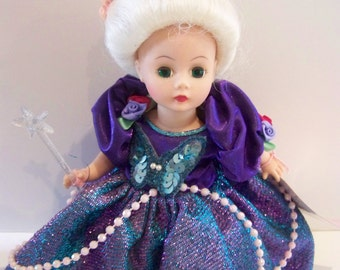 Fairy godmother Madame Alexander 8 in doll