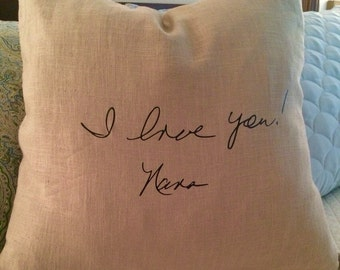 20X20 Pillow Cover