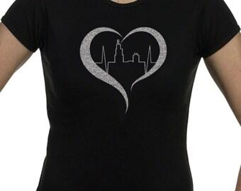 Love Chicago Bella T-Shirt