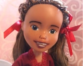 The Tea Party Doll, Drollerie Doll, bratz makeunder + repaint
