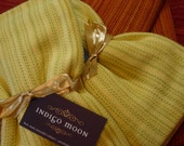Handwoven Cotton Towel Ye...