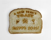 Happy New Year TOAST - The ultimate and best Happy New Year toast ever.