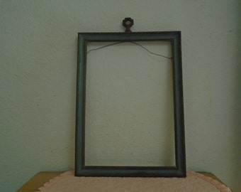 Beautiful Antique Frame / Marked and Numbered / Maybe French or German