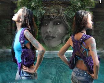 Medusa Shoulder Holster Bag Purse ~ for girls & women