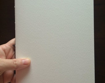 Blank Cover Notebook -2