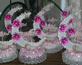 Baby Shower Table Centerpiece