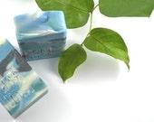 Ocean Handmade Soap, Essential Oil Vegan Soap, Victoria BC, Vancouver Island
