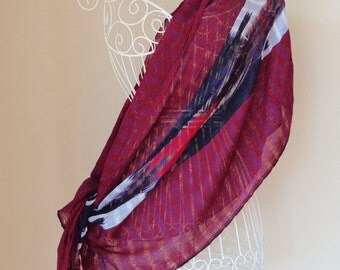 Boho Shawl,Authentic Turkish Traditional Cotton Scarf,Shaw,Pashmina,Peshtemal,Bohemian.