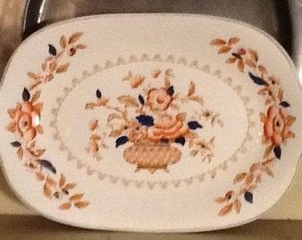 Royal Windsor Crown Staffordshire Plate