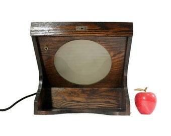 Antique Monochromatic Light Source- Van Keuren Co. - Precision Measuring Tool - Working Condition