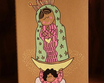 Virgin of Guadalupe #2