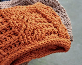 The Caribou Cowl - Instant Download PDF Crochet Pattern